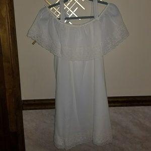 Sanctuary Off The Shoulder Dress
